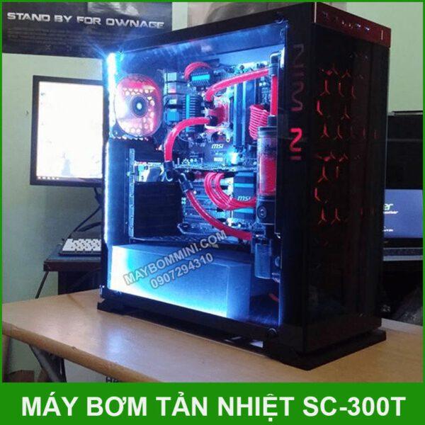 May Tinh Tan Nhiet Bang Nuoc
