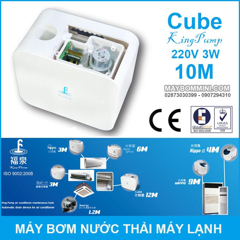 Phan Phoi Bom Nuoc Thai May Lanh Dieu Hoa
