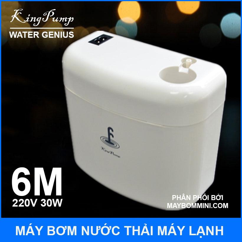 Tro Luc Bom Nuoc Thai May Lanh Dieu Hoa