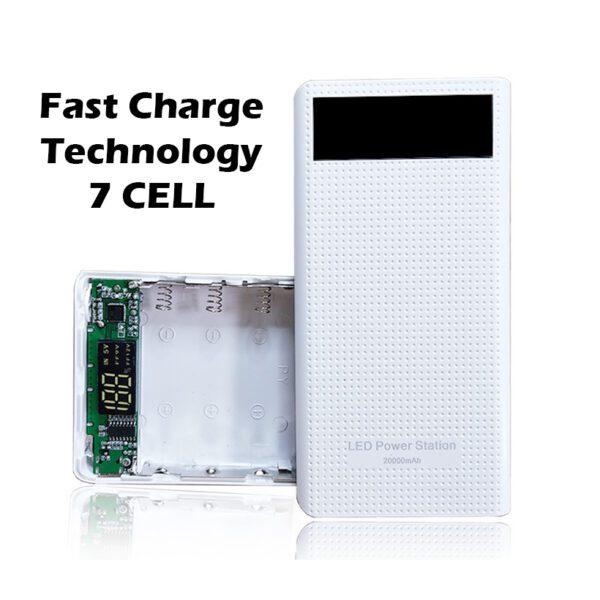 Box Sac 7 Cell Type C Trang
