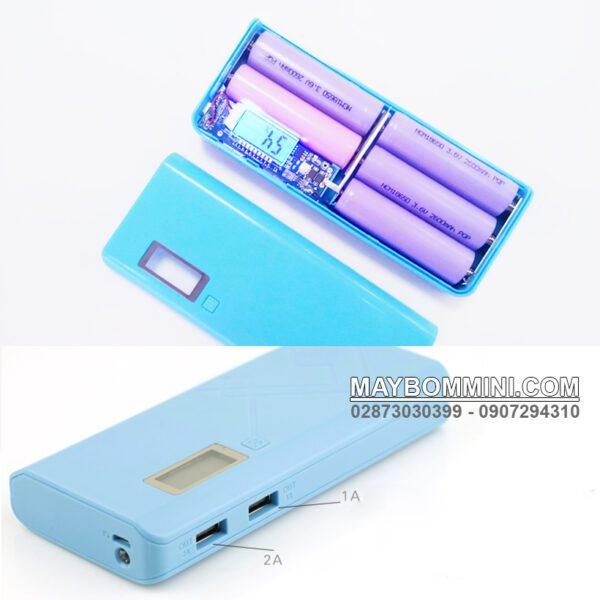 Cong Sac Box Pin 5 Cell
