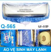 Tui Trum Ve Sinh Dieu Hoa May Lanh Q 565