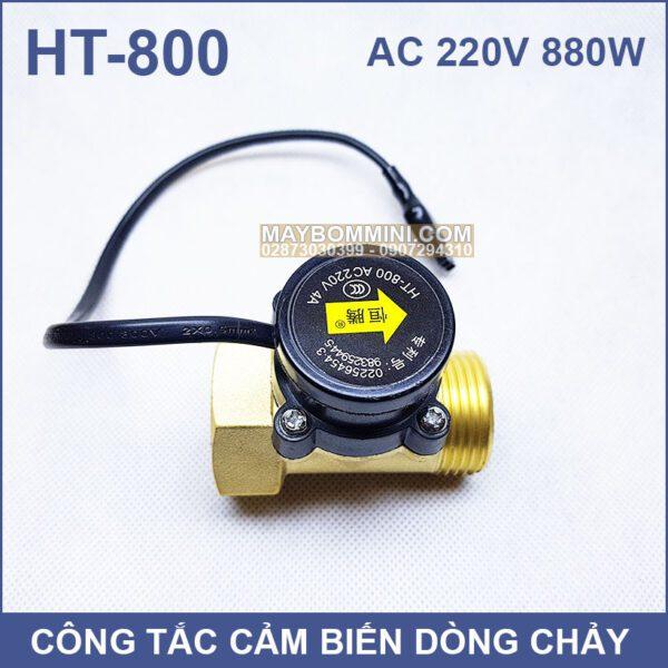 Cong Tac Cam Bien May Bom 220v