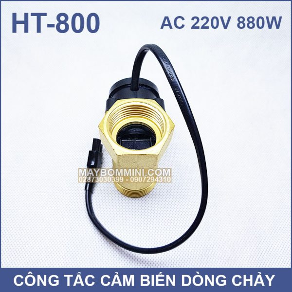 Cong Tac May Bom Tu Dong 220v