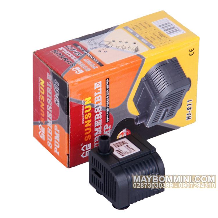 May Bom Mini 220V HJ 211