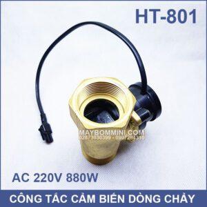 May Bom Nuoc Tu Dong Cam Bien Dong Chay 220v