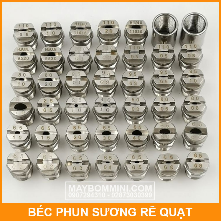 Chuyen Cung Cap Cac Loai Bec Re Quat