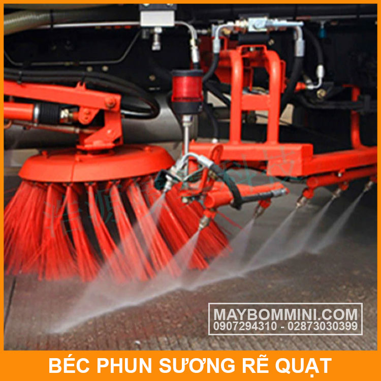Su Dung Bec Re Quat Phun Tuoi Duong