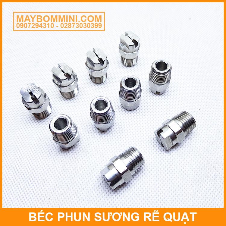 Bec Phun Suong Re Quat 65 Do Inox
