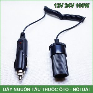 Day Dien Tau Thuoc Oto Xe May