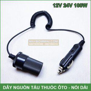 Day Nguon Tau Thuoc Oto Noi Dai