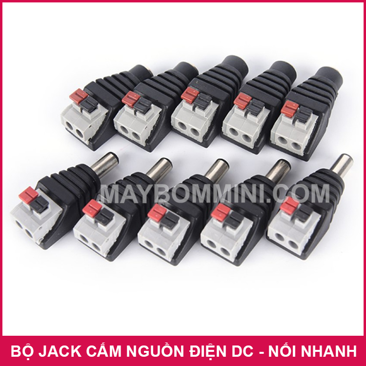 DC Power Jack Adapter