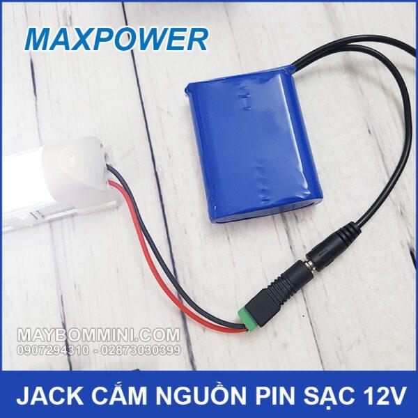 Jack Dc Pin 12v