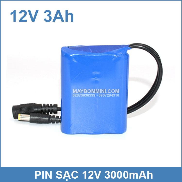 Pin Sac 12v 3ah