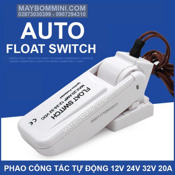 Phao Cong Tac Tu Dong 12v 24v 32v 20a