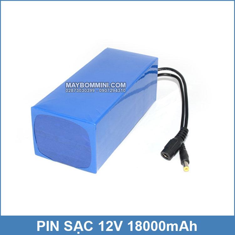Pin Sac 12v Dung Luong Lon