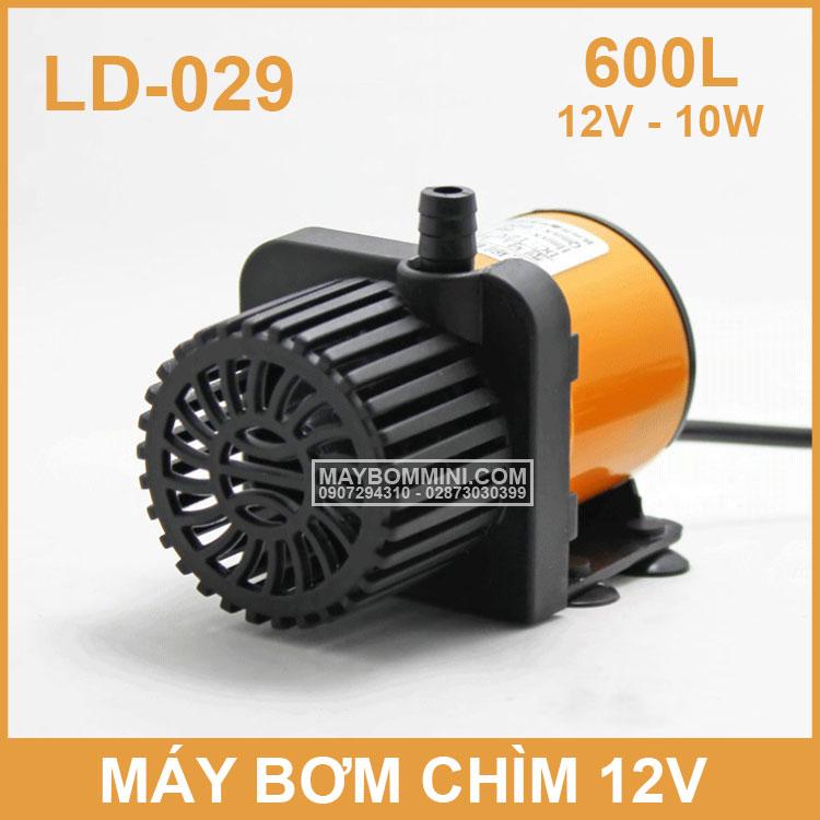 Bom Nuoc Mini 12V LD 029