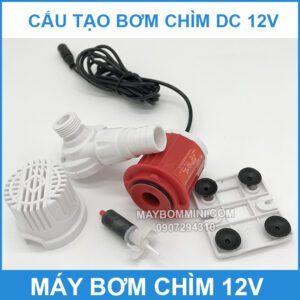 Cau Tao Bom Chim 12v Dc