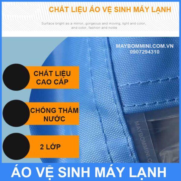 Chat Lieu Vai Ao Ve Sinh May Lanh