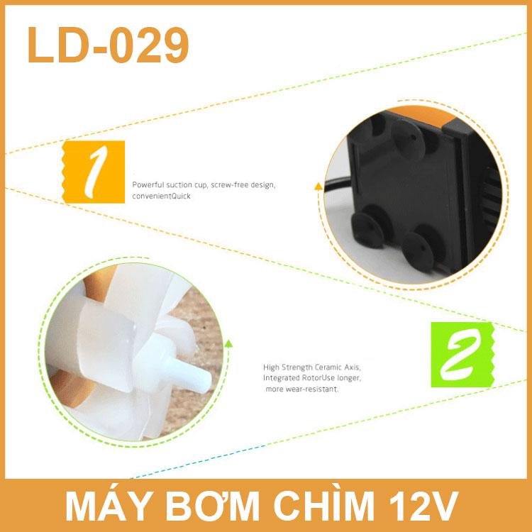 May Bom Chim Trong Nuoc LD 029