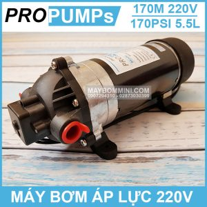 May Bom Nuoc Ap Luc 220v Cao Cap