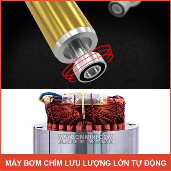 May Bom Khong Choi Than Luu Luong Lon 220v