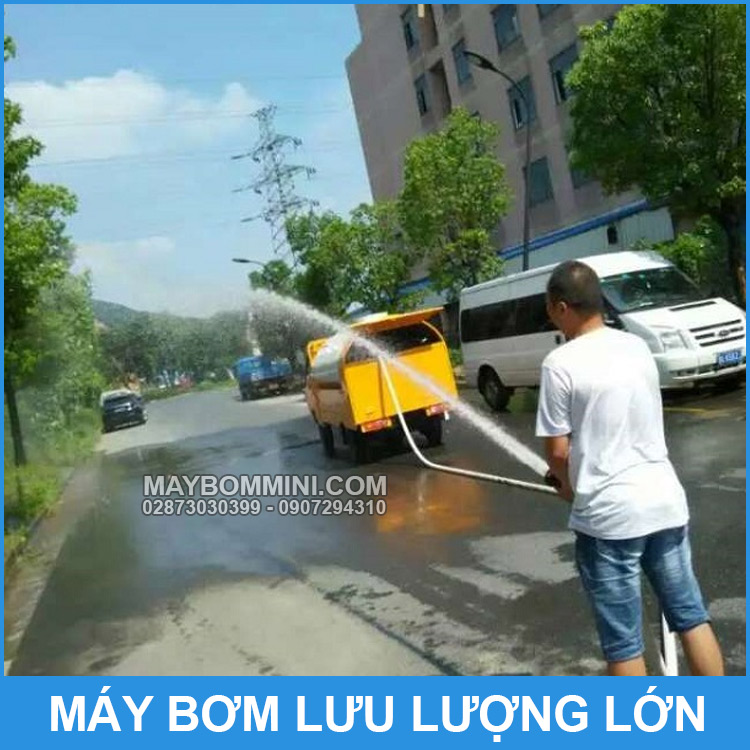 Bom Nuoc Cho Xe Bon Xe Tuoi Nuoc Xe Cuu Hoa