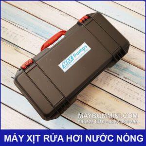 Box Xit Rua Ve Sinh Bang Hoi Nuoc Nong
