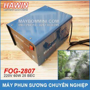 May Phun Suong Chuyen Nghiep Fog 2807 25 Bec