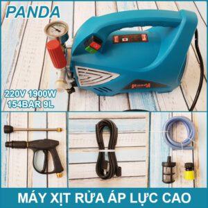 May Xit Rua Xe Ap Luc Cao 220V 1900W 154Bar 9L Panda LAZADA