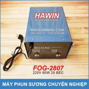 Phan Phoi May Phun Suong Hawin FOG 2807