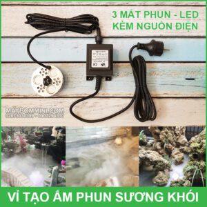 Vi Tao Am Phun Suong Khoi 3 Mat Va Den Led
