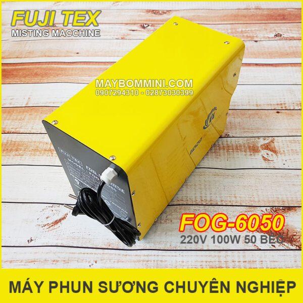 Ban Mya Phun Suong Fuji Tex