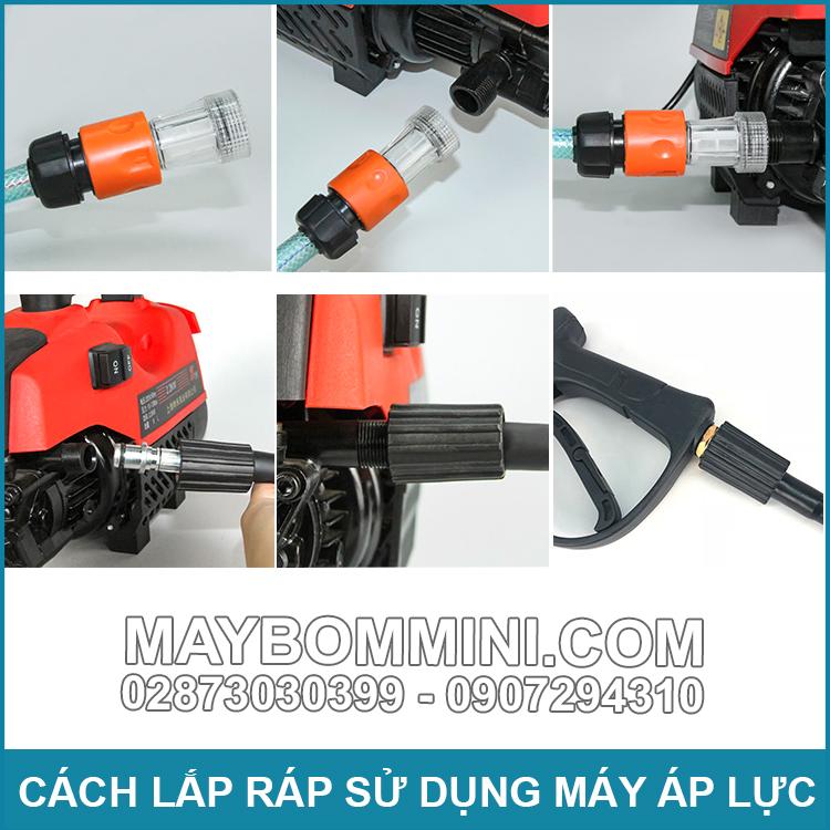 Cach Lap Rap Sua Dung May Ap Luc Cao