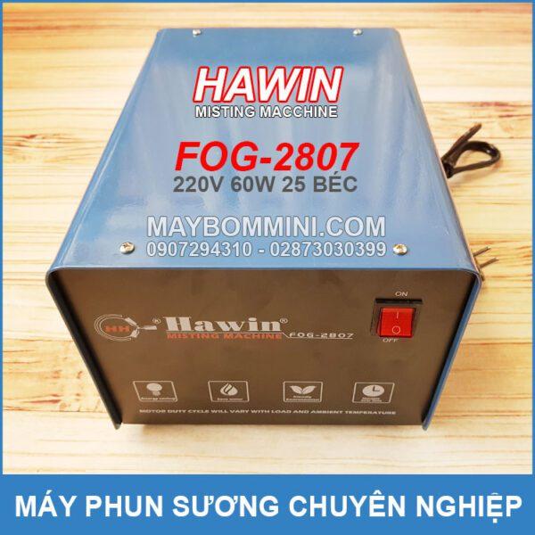 May Phun Suong Hawin FOG 2807