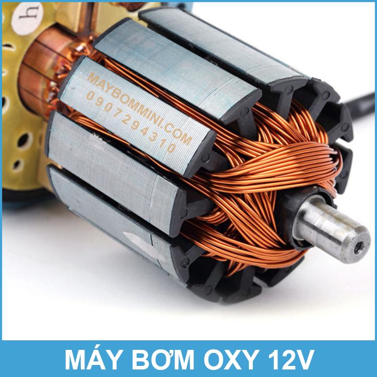 Motor May Bom Oxy