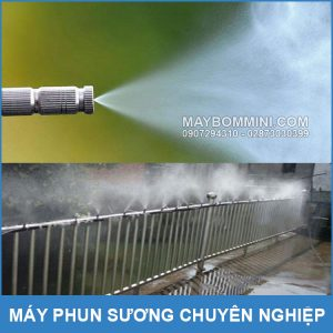 Phun Suong San Vuon Gia Dinh