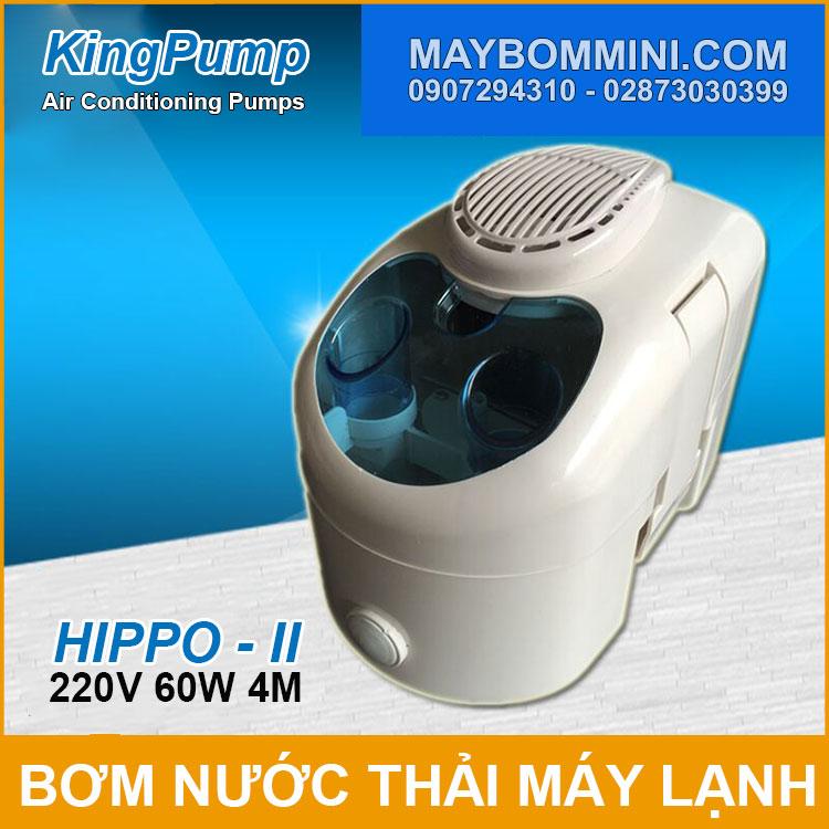 Ban Bom Nuoc Thai May Lanh Chinh Hang