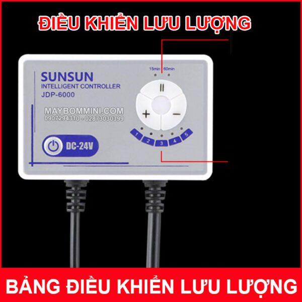 Bang Dieu Khien Luu Luong May Bom Chim Sunsun