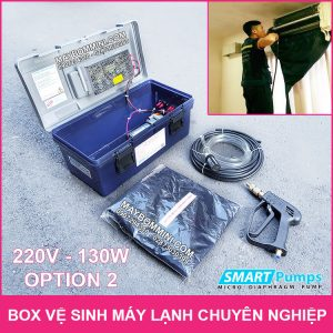 Box Ve Sinh May Lanh 220V 130W Option 2