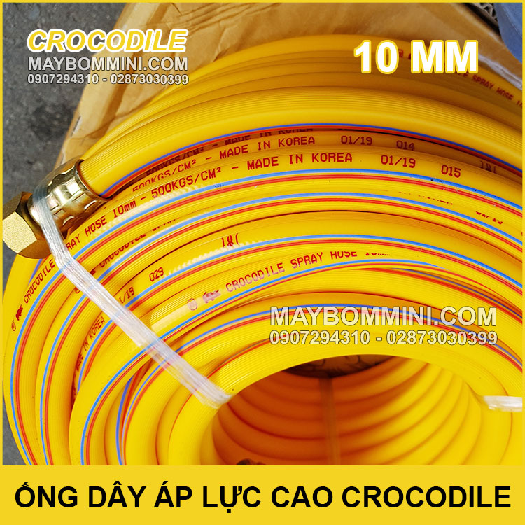 Crocodile Spay Hose Korea 10mm