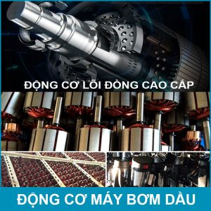 Dong Co May Bom Dau DO 12V 24V