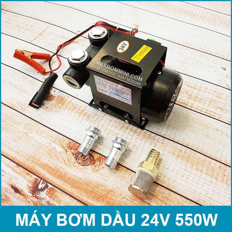 May Bom 24V Dau DO