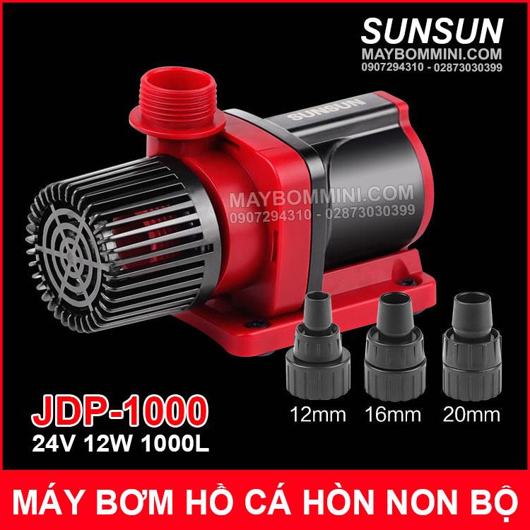 May Bom Chim 24V 12W 1000L SUNSUN JDP 1000
