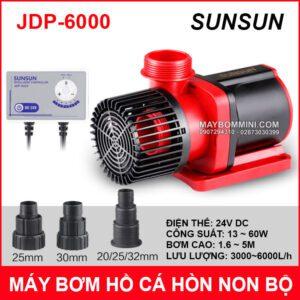 May Bom Chim 24V 6000L Sunsun JDP 6000