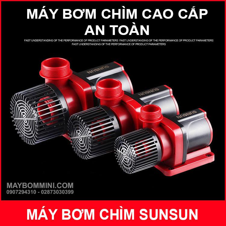 May Bom Chim Cao Cap An Toan