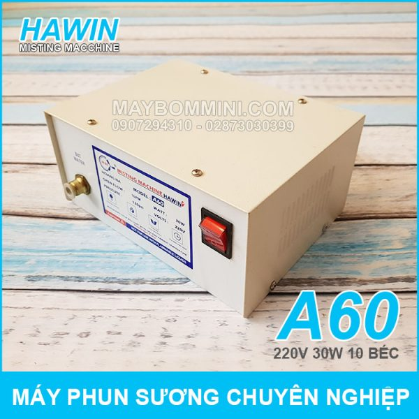May Bom Phun Suong Hawin Fog A60