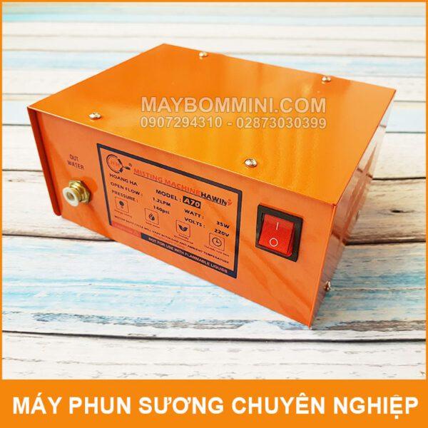 May Phun Suong Hawin Chinh Hang A70 Gia Re