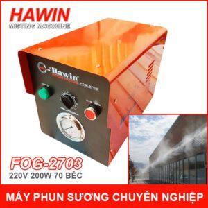 May Phun Suong Chuyen Nghiep Fog 2703 70 Bec Lazada