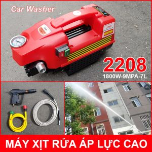May Rua Xe Ap Luc Cao 220V 1800W 2208 Lazada